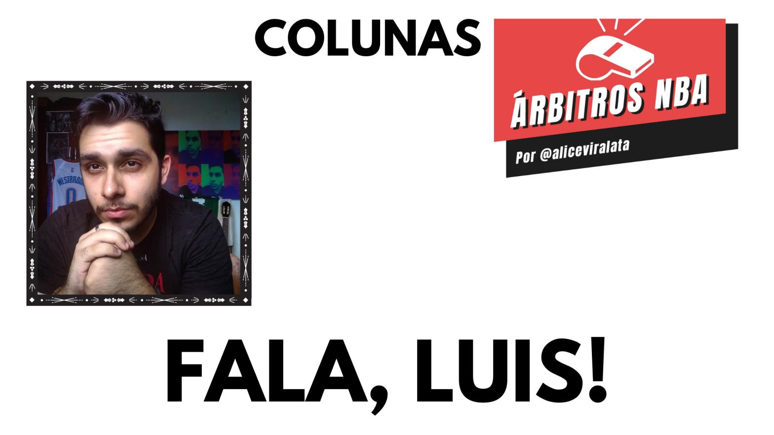 Coluna Fala Luis